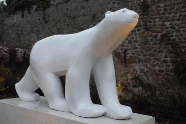 Ours polaire de François Pompon - © Rémy Marion