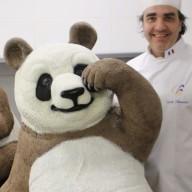Des ours en chocolat