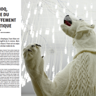 Nanoq, icône du réchauffement climatique